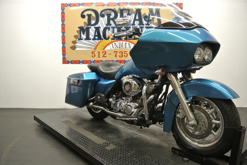 $8,996, 2005 Harley-Davidson FLTRI - Road Glide ** STRETCHED TANK  BAGS  CUSTOM PAINT **