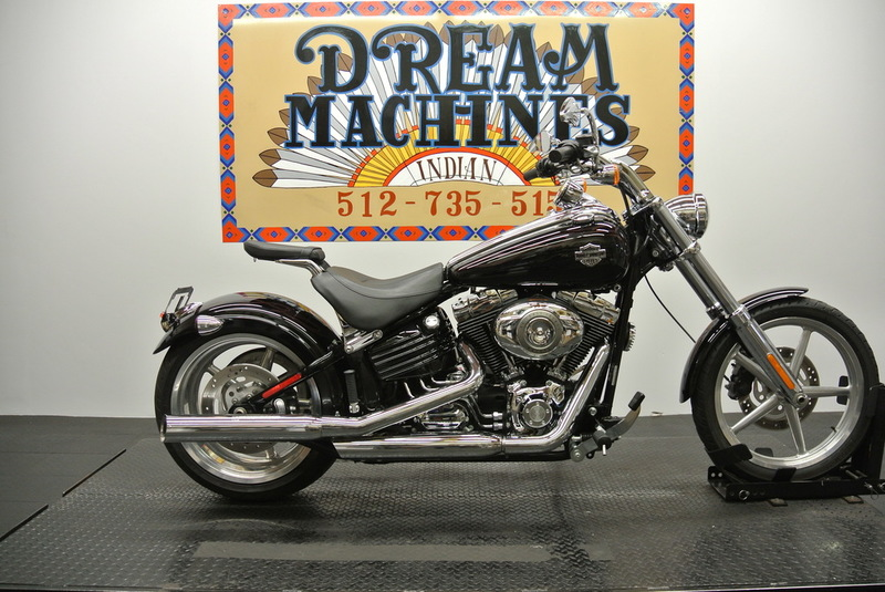$10,951, 2008 Harley-Davidson FXCWC - Rocker C