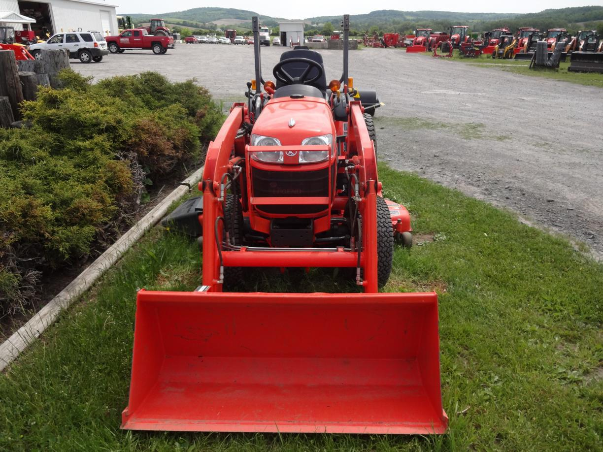 Tractor Supply Hours : Kubota b hsd tractor with hours ebay