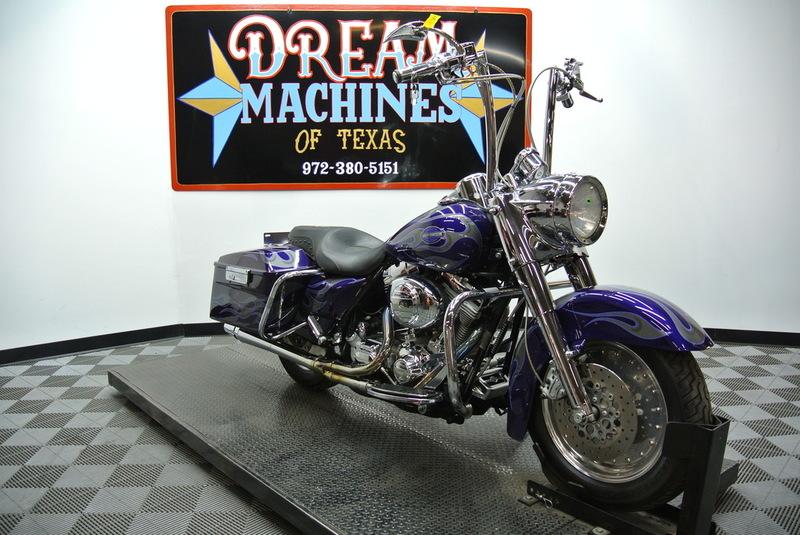 2002 Harley Davidson Flhrsei Screamin Eagle Road King