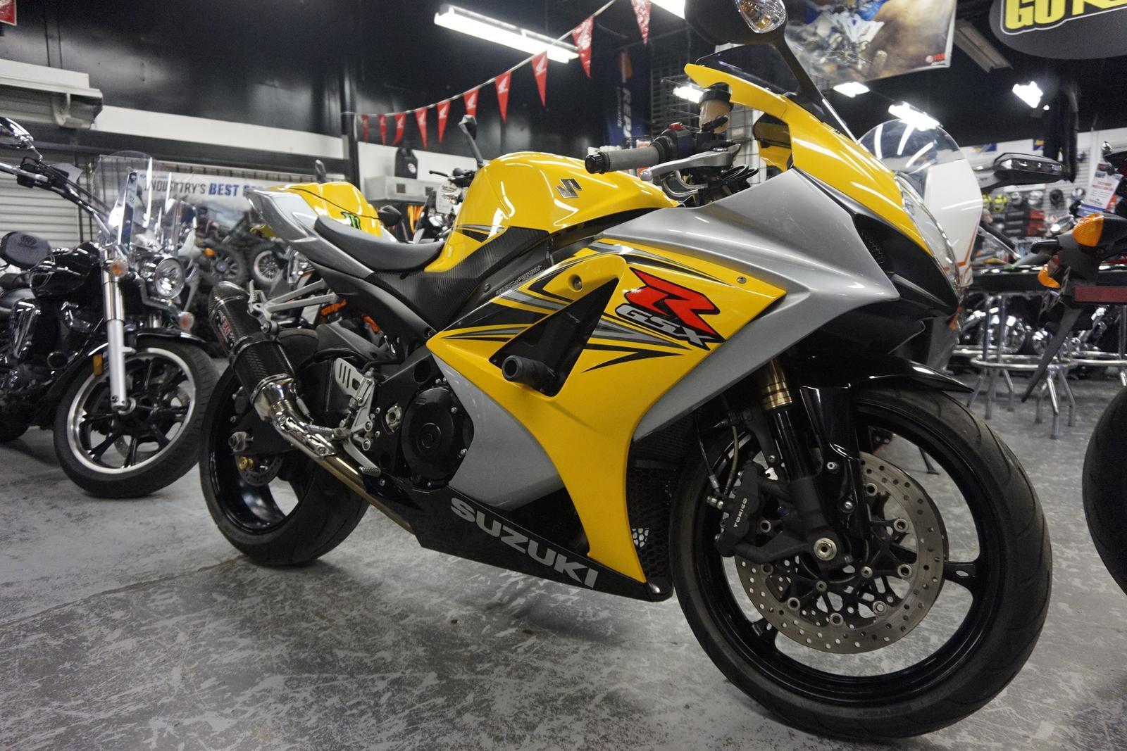 $8,499, 2007 Suzuki SUZUKI GSXR 1000