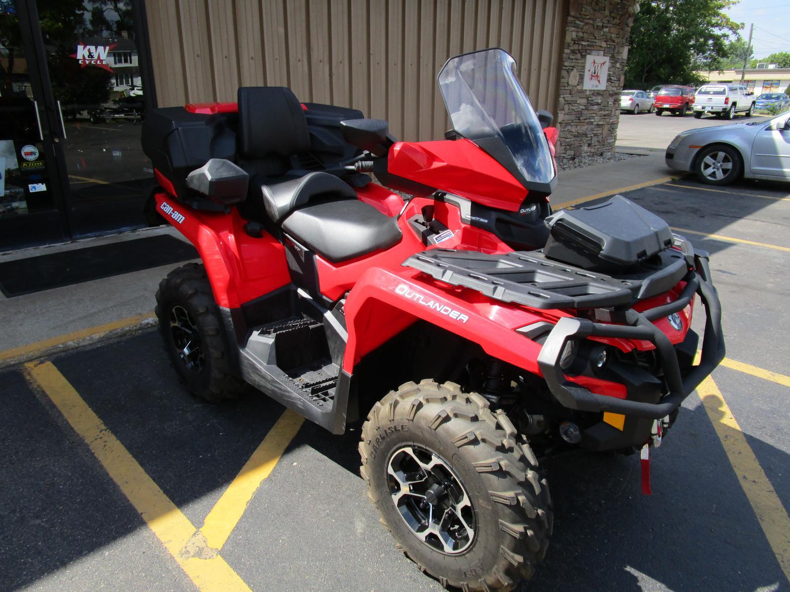 $8,250, 2014 Can-Am OUTLANDER MAX 500 XT