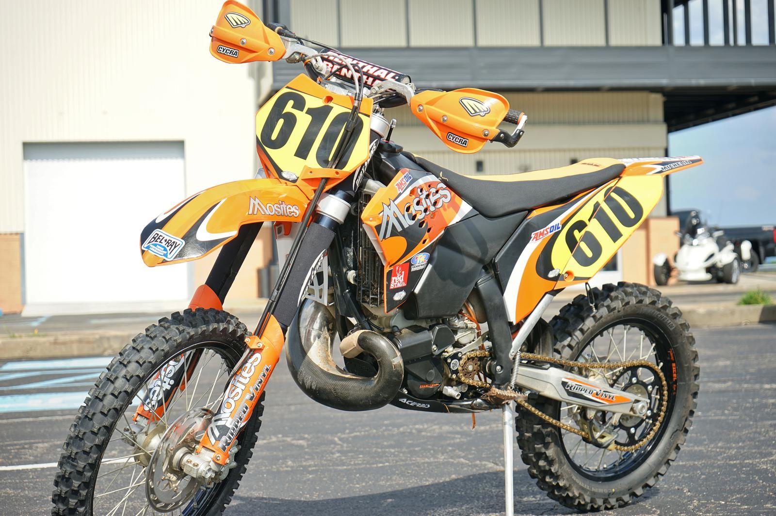 $3,500, 2008 KTM 300 XC-W (E)
