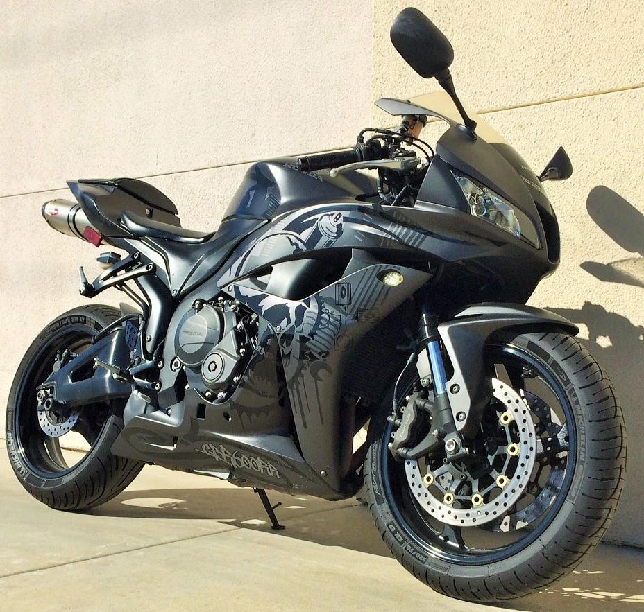 $6,800, 2008 Honda CBR 600RR