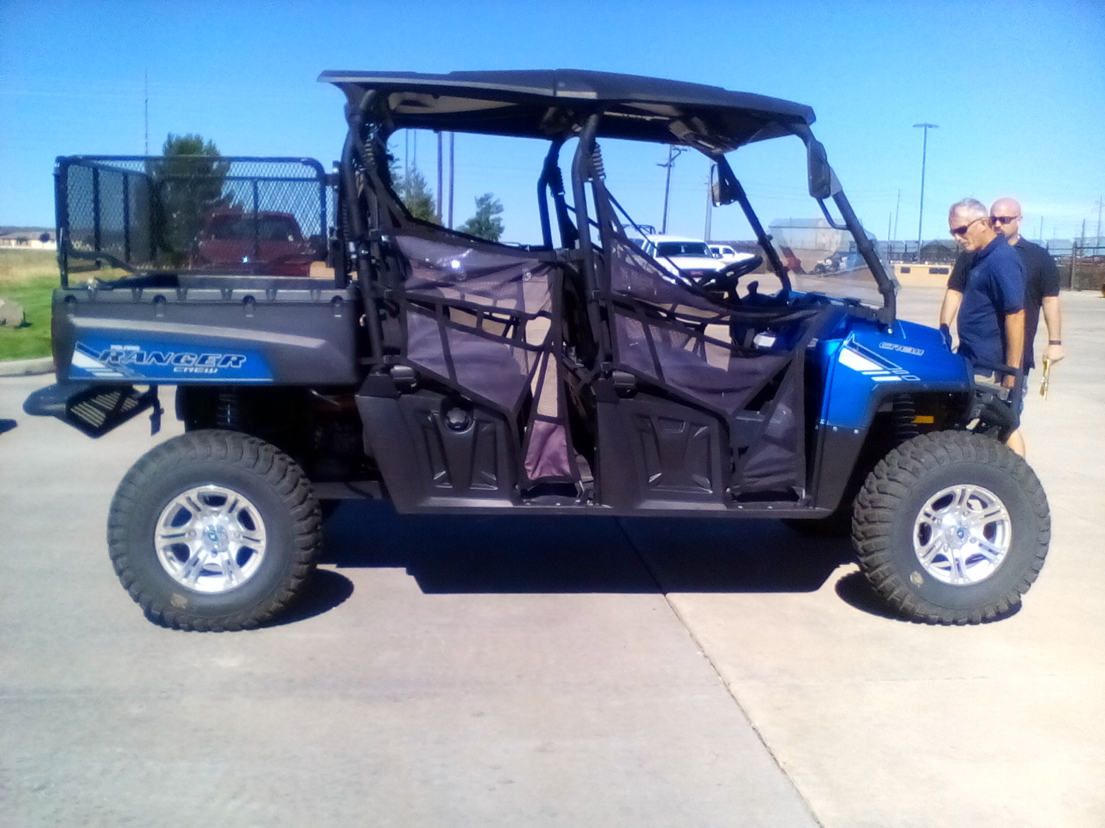 new used polaris ranger 800 crew for sale 76 ads in us lowest prices. Black Bedroom Furniture Sets. Home Design Ideas