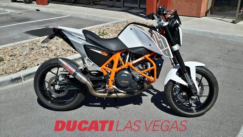 $5,834, 2013 KTM 690 Duke
