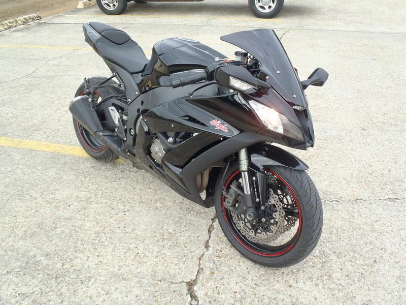 $7,999, 2011 Kawasaki Ninja 1000