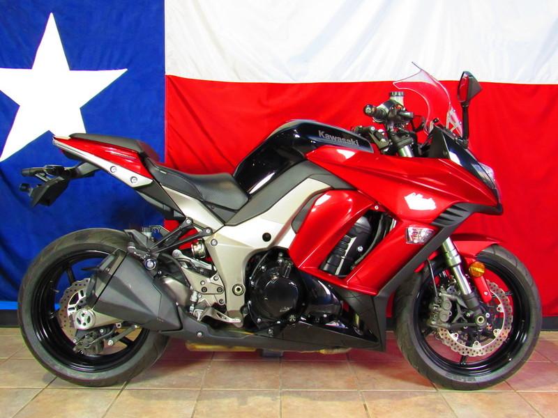 $6,721, 2011 Kawasaki Ninja 1000