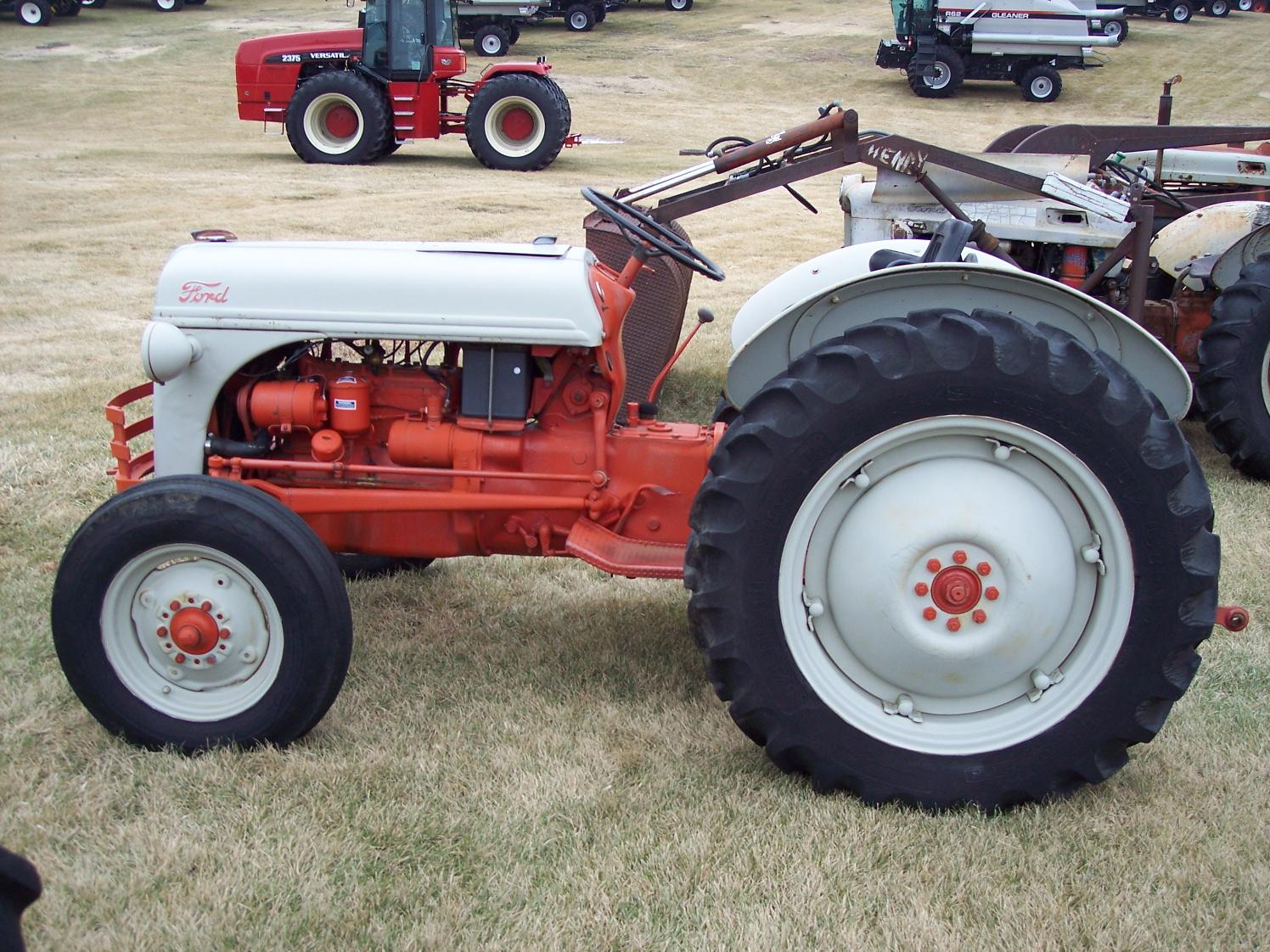 1950 ford 8n ebay for 8n ford tractor motor for sale