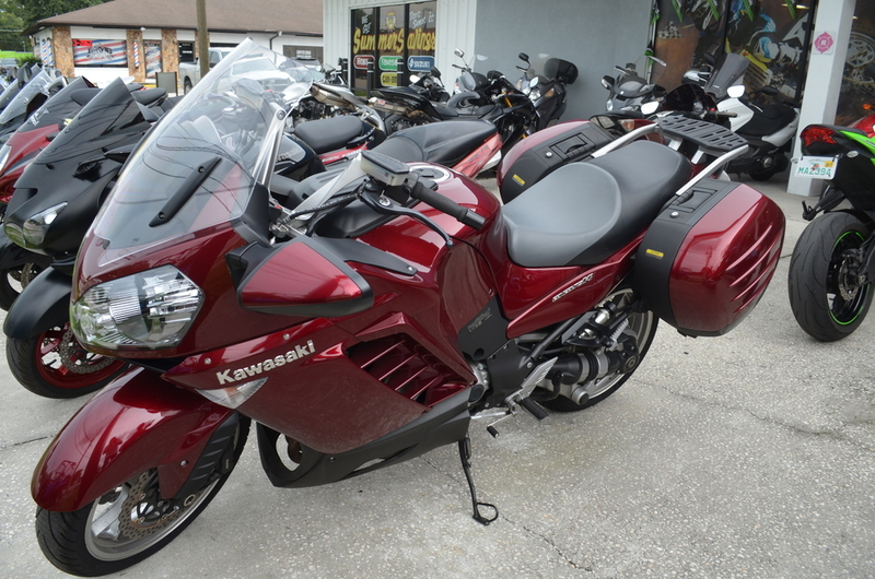 $5,997, 2009 Kawasaki Concours 14