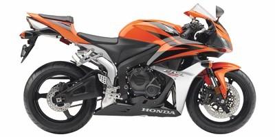 $5,997, 2008 Honda CBR 600RR