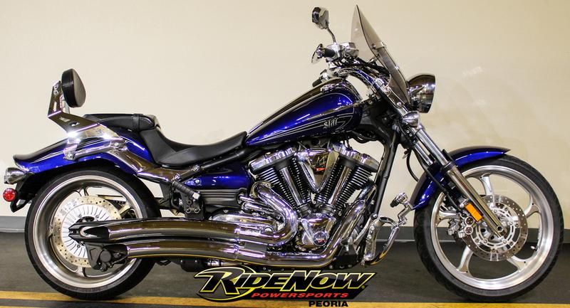 $9,499, 2014 Yamaha Raider
