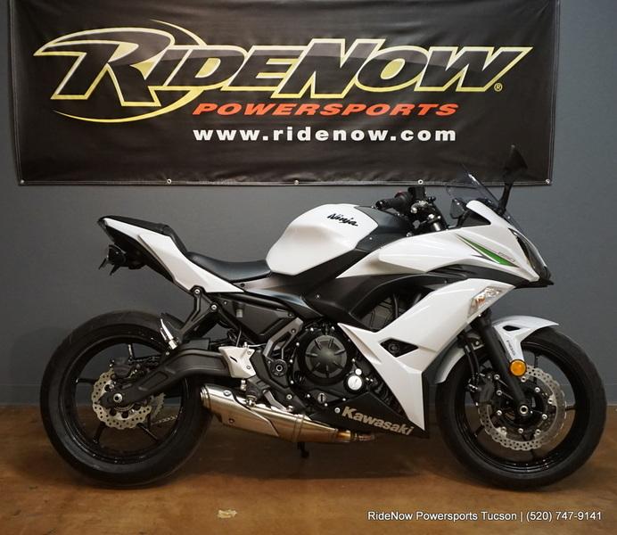 $6,990, 2017 Kawasaki Ninja 650 ABS