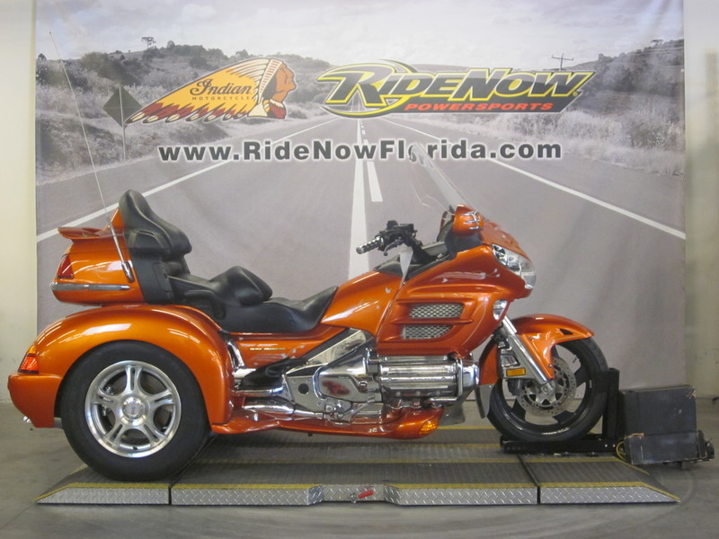 $24,999, 2002 Honda Goldwing GL1800
