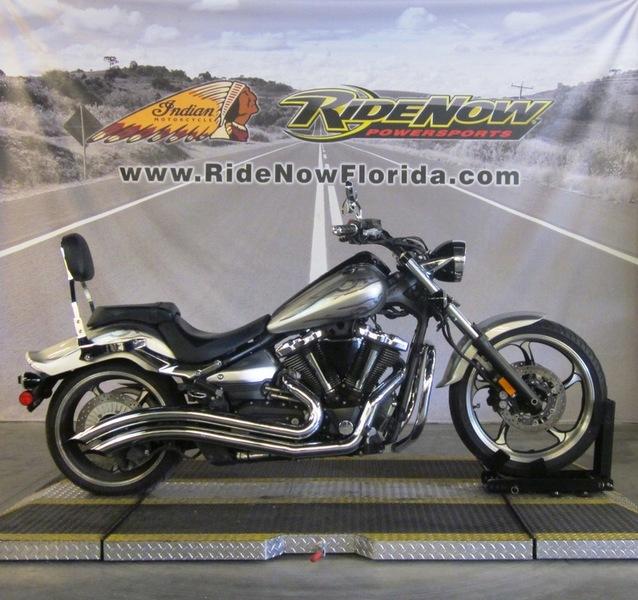 $3,999, 2009 Yamaha Raider