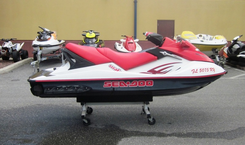 $3,999, 2006 Sea-Doo GTX Wake