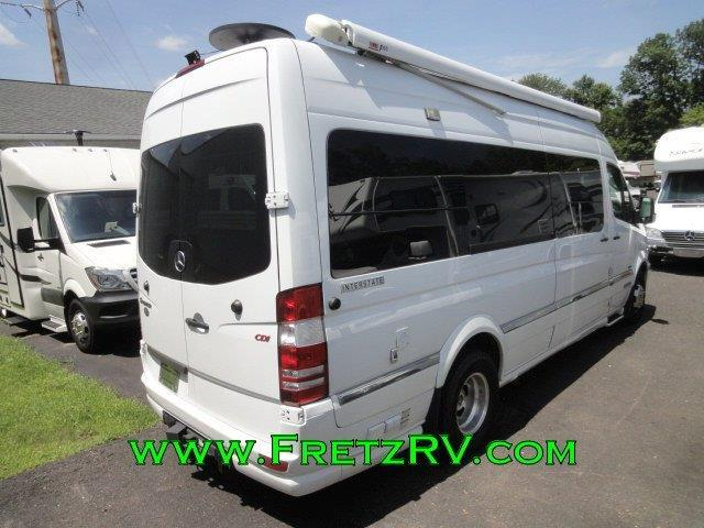 2011 airstream interstate 3500 mercedes diesel sprinter for Mercedes benz airstream interstate